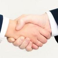 Publicación en página Chilena, sobre el acuerdo de alianza con Entersoft